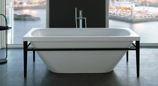 德国卫浴品牌Duravit德立菲,散发出前瞻性的设计