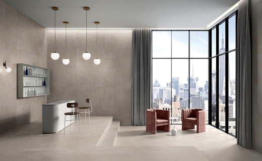 意大利瓷砖品牌Marca Corona在Cersaie展会上登峰造极