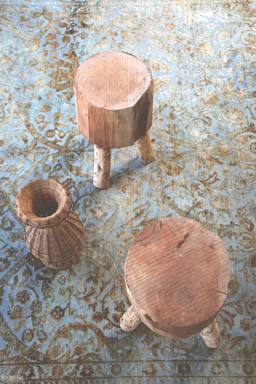 印度地毯品牌Jaipur Rugs,五彩斑斓的印度遗产