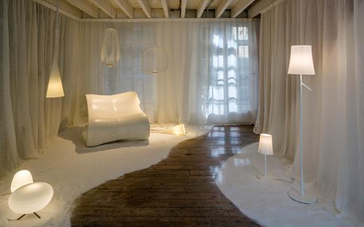 充满情感的灯光之旅,意大利灯饰品牌Foscarini