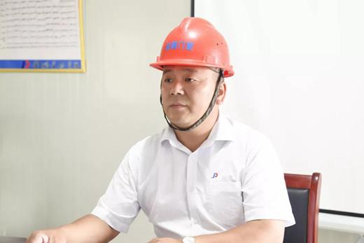 金鹏筑工集团致匠心:坚守项目一线,真抓实干的带头人