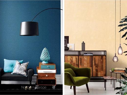 意盛豪庭墙布家居配色走心推荐,一起打造高品质的家