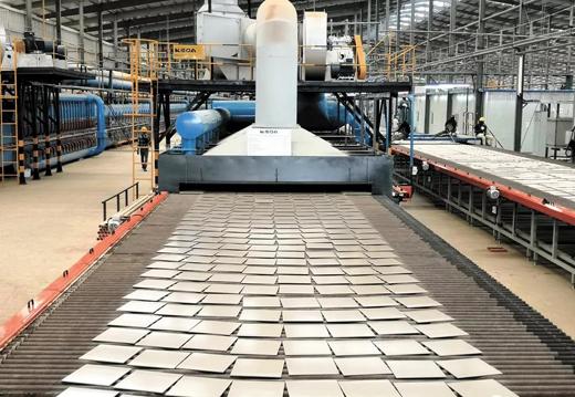 16家中资企业在非洲投建50多条生产线 瓷砖日产能超77万m2