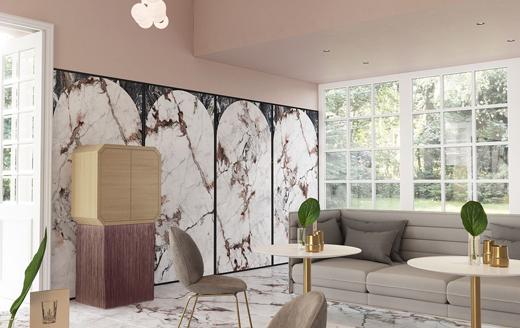 意大利瓷砖品牌CEDIT,古典主义与现代品味的完美融合