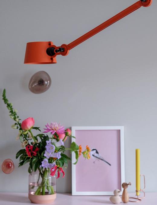 荷兰灯饰品牌Tonone,工业风和大胆的设计