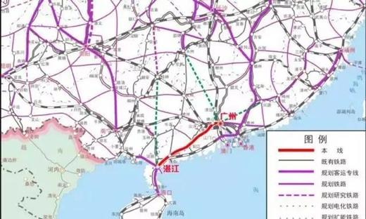 1600亿高铁项目来袭,计划今年开工超600亿!