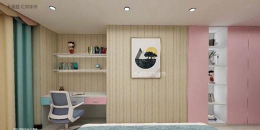 卡诺亚分享儿童房设计 给孩子充满创造力的成长空间