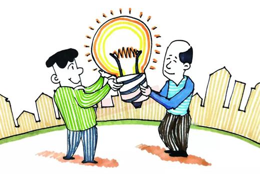 马云已经交班,灯饰照明企业交班状况如何?