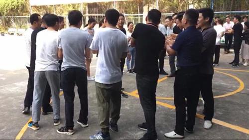 亚丹家居夯实团队 决胜终端培训活动完美掀开帷幕