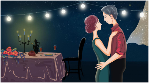 宝客照明遇上情人节 重拾新颖浪漫的方式