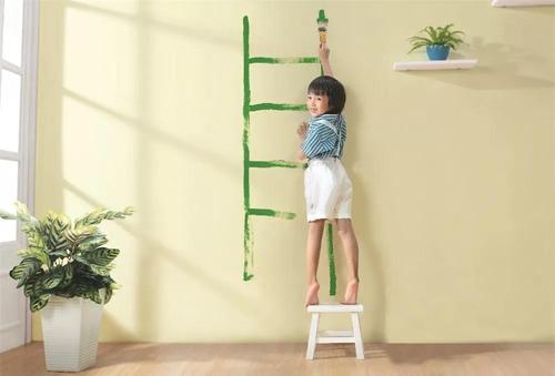 大宝梦想童年健康儿童墙面漆,为孩子营造绿色环保的成长环境