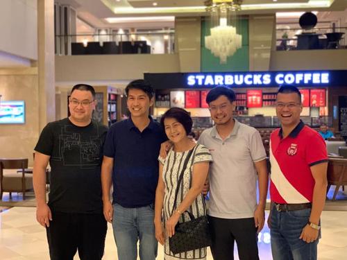 新润成高管造访泰国Boonthavorn Group,延续情感路,共探新机遇!