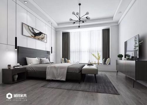 诚讯品牌家具,让家做安全幸福的加减法