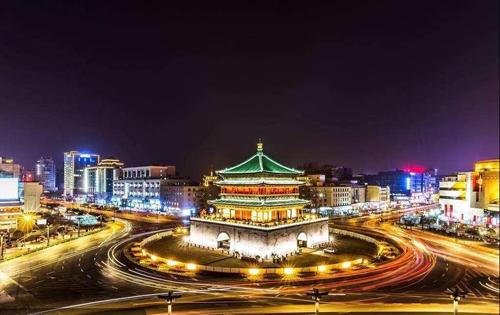 西安陕西户外亮化采购需求量大 夜游经济带动灯带市场