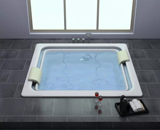 冬日能温暖你的不止是阳光,还有法恩莎浴缸