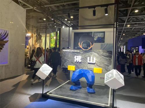威尔斯亮相第十四届广州设计周引多家媒体报道