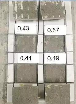新品发布   华砂玻化砖背胶(刷涂型)