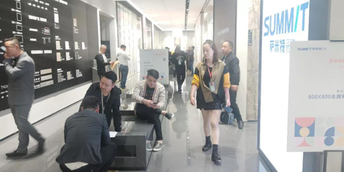 """销售场所新革命 ——萨米特""""装配式功能智选店""""惊艳亮相"""