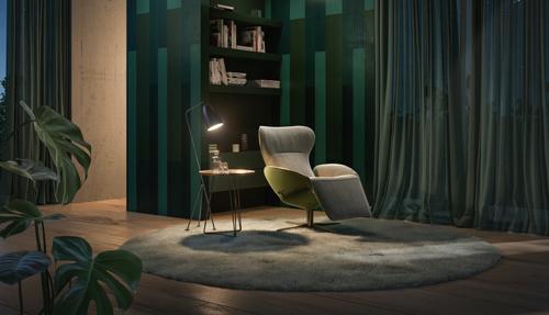 JORI家具,比利时家具品牌的紧凑空间