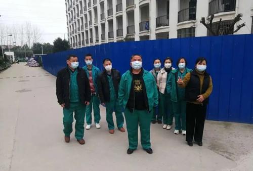 江西江西美菱第二批援肥员工到达战场