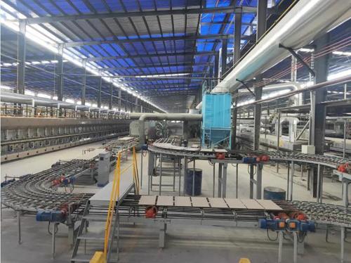 5条生产线满负荷生产,2020四川利弘陶瓷蓄势待发