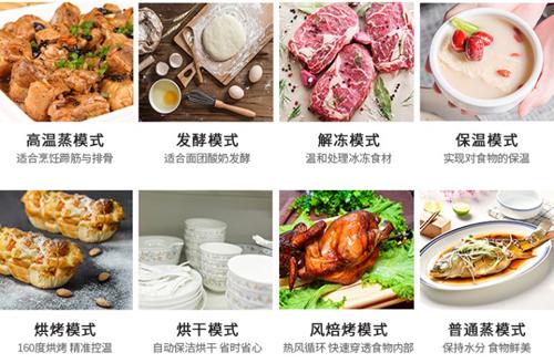"""创尔特蒸烤一体集成灶:""""烤""""食""""蒸""""简单"""