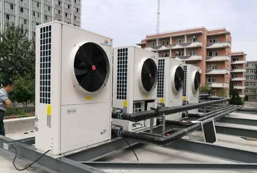 如何给空气能热泵降低噪音 这几方面要注意