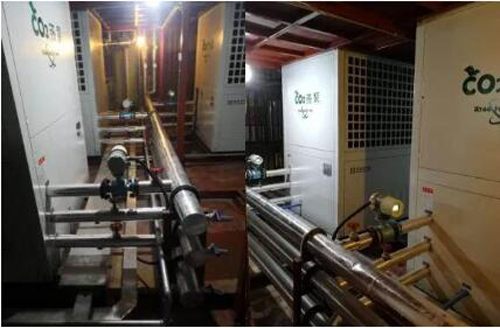年省30万:苏净二氧化碳热泵星级酒店的节能账
