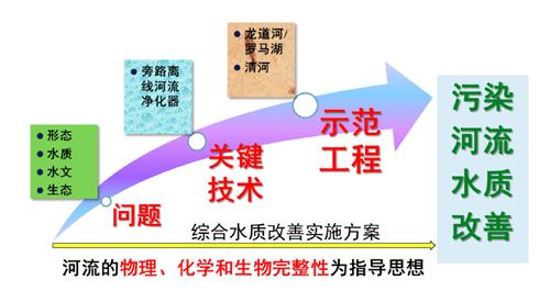 水专项研讨会魏源送:旁路离线河流净化器的应用研究