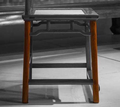 红木仿古木椅——灯挂椅 领略美人肩之美