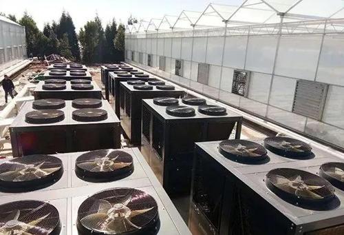 空气源热泵 ,日光温室大棚的优质供暖首选