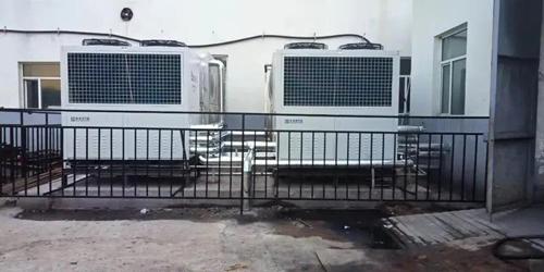 -35℃稳定运行,苏净二氧化碳热泵成热水供应利器