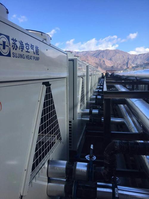 运行效果亮眼,苏净空气能让高海拔地区的严冬不再寒冷