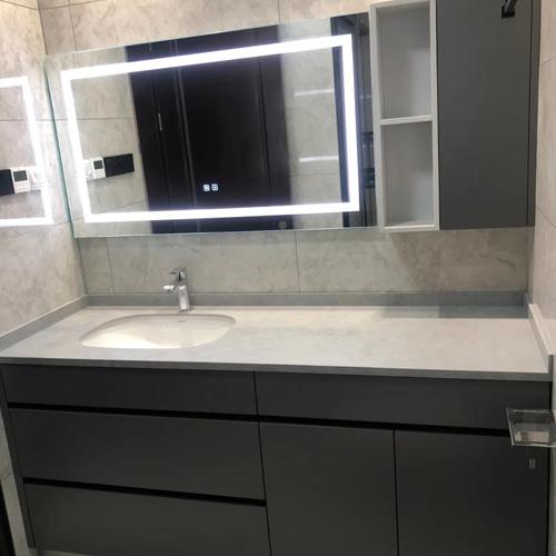 不锈钢全钢浴室柜,为舒适生活而设