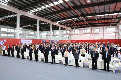 中国西南防水市场新力量!凯伦股份西南生产基地今日试产