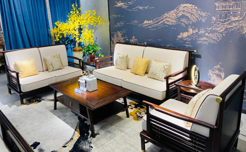 皇家巨匠新中式家具 是对流行的创造,更是对文化的回归