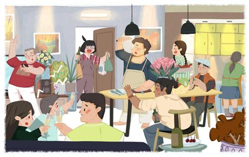 双节同庆,团圆聚家,YORK约克厨卫与你做出幸福滋味