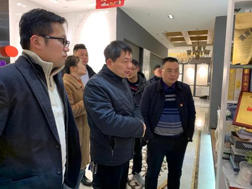 湾田国际丨长沙市首个信用示范商区正式授牌!