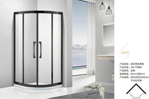 固司令淋浴房丨把美好归入日常,让感恩更有温度