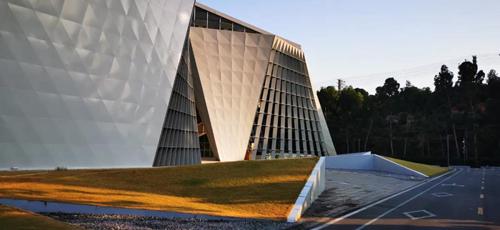 海福乐五金管理团队拜访万科建筑研究中心