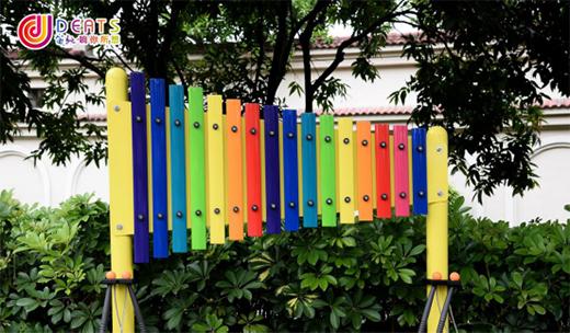 笛驰敲击乐 用音乐敲响新年的大门