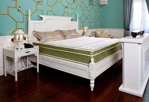 """雅兰左棉床垫,在洁净生态里""""长""""出来的可靠优品"""