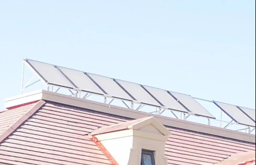 """四季沐歌清洁能源解决方案踏出实现""""碳中和""""目标的第一步"""