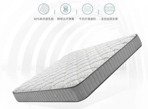 雅兰床垫知识:真用牛奶做的牛奶纤维面料