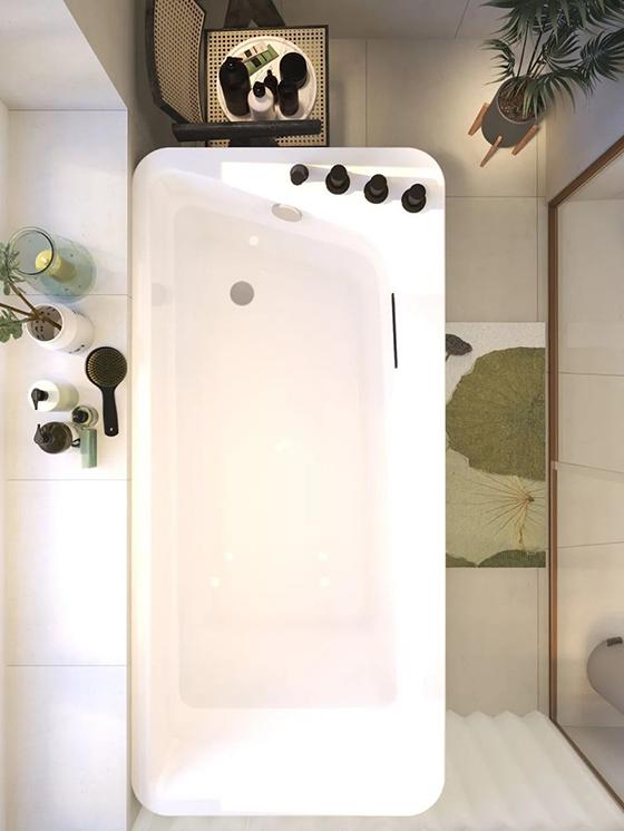 欧路莎卫浴:中式风的现代融合,浴室亦古亦今,独特意韵