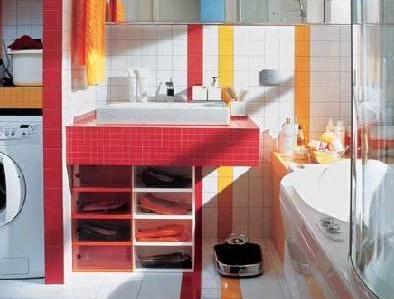 卫浴家具极简主义流行趋势渐明
