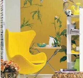 著名墙纸品牌帮你如何布置书房