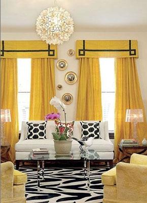四款拖地窗帘哪款是你的最爱