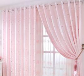 布蝶轩窗帘